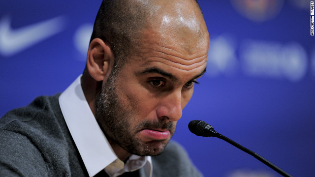 Guardiola to end Barcelona reign