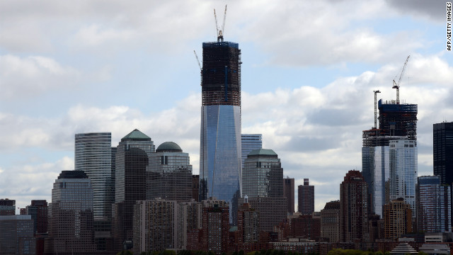 Obama to visit World Trade Center site