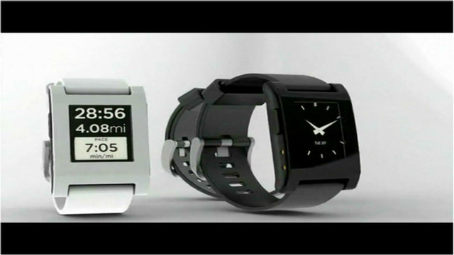 kickstarter pebble watch_00014523