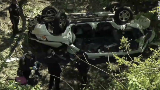 'Horrific' car crash shocks rescuers