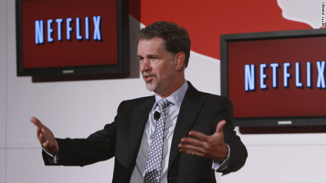 Hastings said Netflix typically released important information via investor letters, press releases and SEC filings.