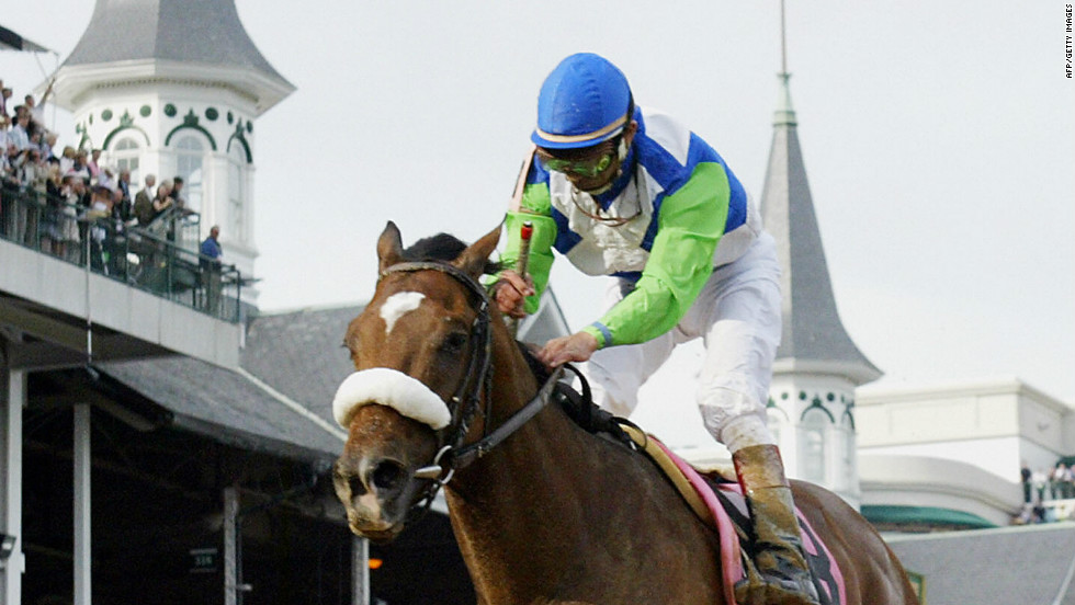 Matz also trained Barbaro, who won the hearts of a nation with his stunning victory at the 132nd Kentucky Derby in May 2006.