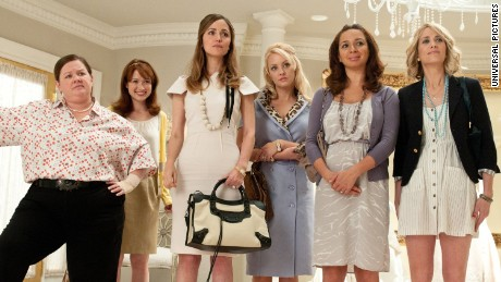 """""""Bridesmaids"""" proved female-led comedies could be smart, authentic and lucrative."""
