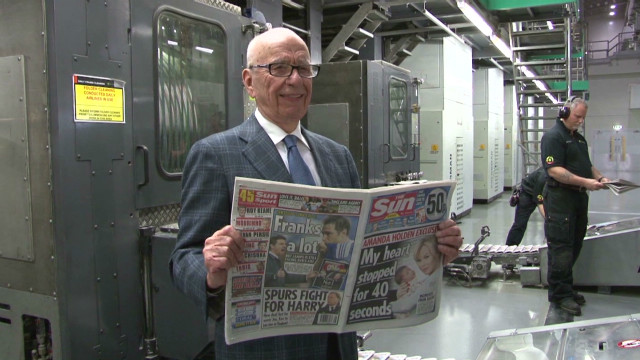UK panel: Murdoch 'turned blind eye'