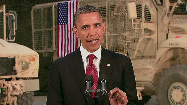 Obama: al Qaeda defeat within reach