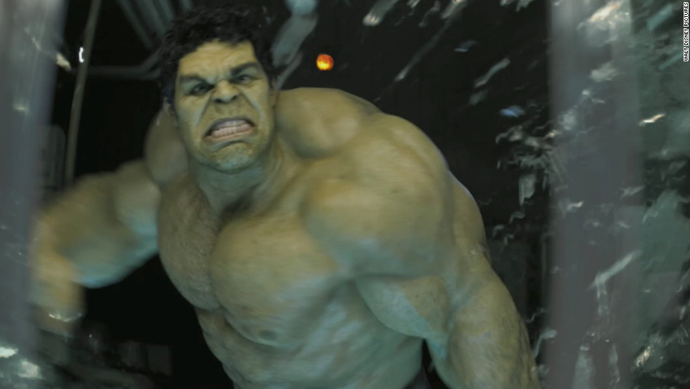 "Mark Ruffalo got to wear the Hulk's stretchy purple pants in ""The Avengers"" and its sequel. Eric Bana and Edward Norton played the character in two previous movies: ""Hulk"" (2003) and ""The Incredible Hulk"" (2008)."
