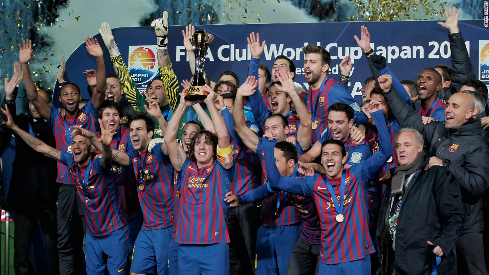 Barcelona's players are the best paid in the world according to a new report. The team kept its No. 1 place on the earnings table with each player taking home an average annual salary of $8.6 million (£5.2 million). That's a whopping $166,934 (£101,160) per week and a 10% rise on last year.