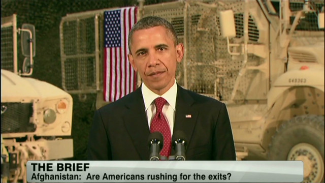 Part 1: America rushing for Afghan exit?