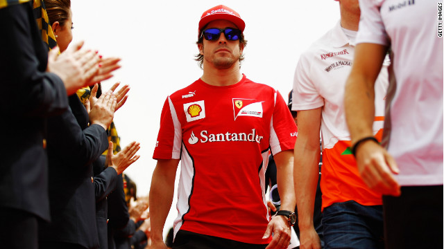 Two-time world champion Fernando Alonso will be hoping to impress in front of a home crowd at the Spanish Grand Prix.