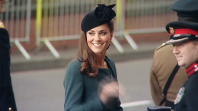 Kate, Duchess of Cambridge: Part 1