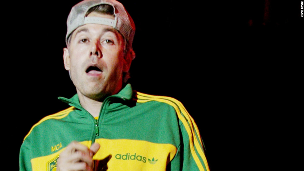 "<a href=""http://www.cnn.com/2012/05/04/showbiz/beastie-boys-death/index.html"" target=""_blank"">Adam ""MCA"" Yauch</a>, a founding member of the pioneering rap band Beastie Boys, died on May 4 after a nearly three-year battle with cancer. He was 47."
