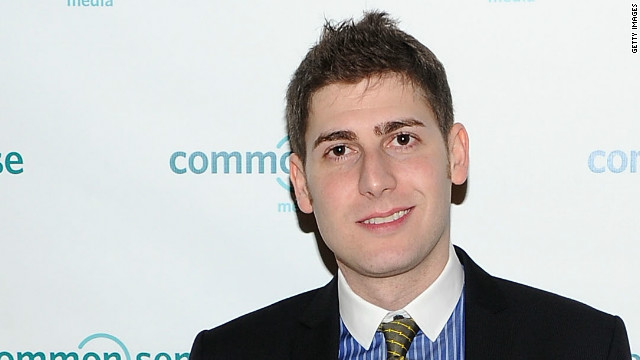 Eduardo Saverin, co-founder of Facebook, attends the 2011 Common Sense Media Awards in New York City.