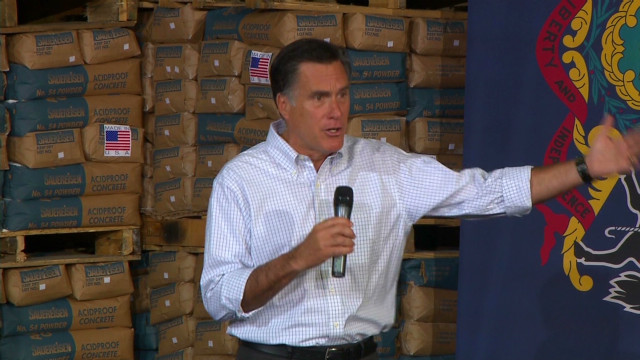 Romney: Jobs numbers no cause for cheers