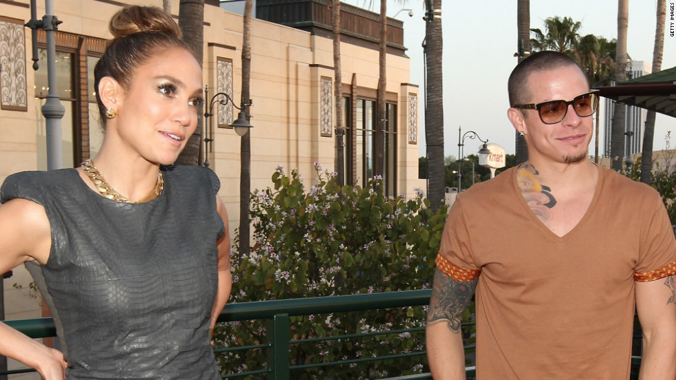 After her divorce from Anthony, Lopez started dating dancer Casper Smart, who is 18 years her junior. The pair, seen here attending a 2012 event at Planet Dailies & Mixology 101 in Los Angeles, broke up in 2014.