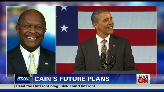 Herman Cain: Obama's singing 'OK'