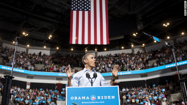 Obama: Romney has drawn wrong lessons