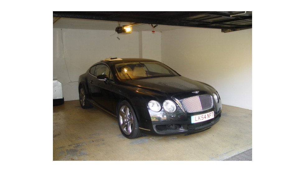 Using embezzled funds, Ibori bought fleets of Rolls Royces, this $200,000 Bentley and a Maybach, as well as a private jet worth $20 million.</strong><strong>