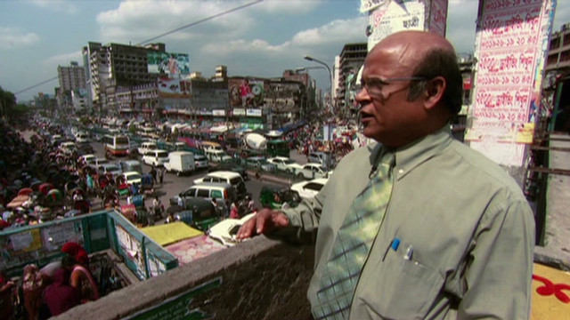 Creating new space for Dhaka's millions
