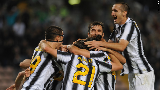 How Juventus won the Italian title
