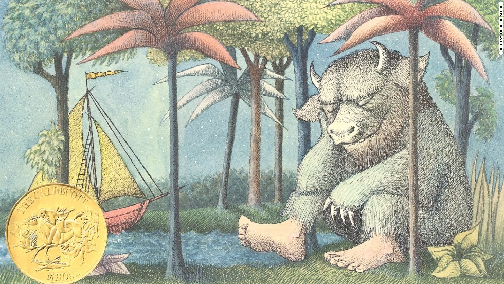 """Generations have grown up with characters like Max from 'Where the Wild Things Are' and Mickey from 'In the Night Kitchen,' and his influence will continue to be felt for years to come,"" said John Sellers of Publishers Weekly."
