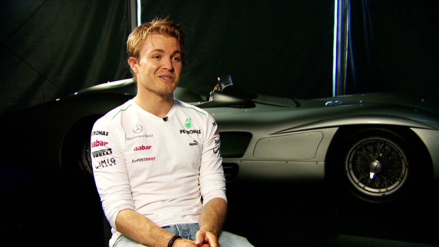 Nico Rosberg targets more wins