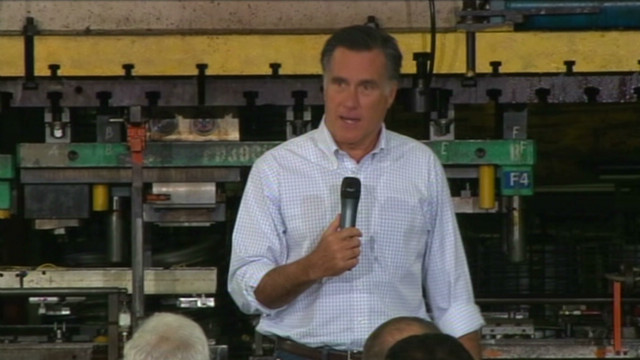 What did Romney mean by 'full equality'?