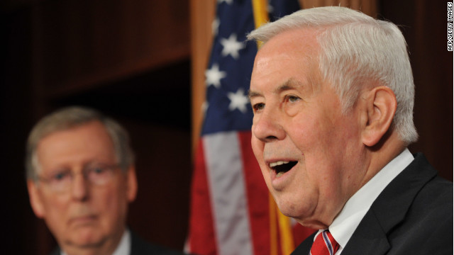 Sen. Lugar fights for political life