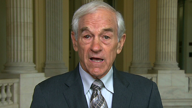 Ron Paul not going anywhere