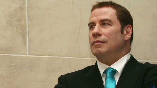 Travolta fights back against allegations