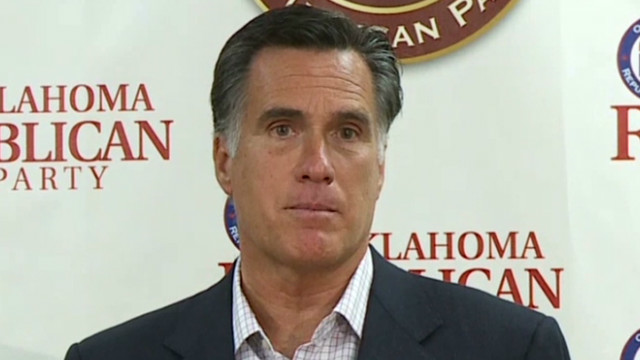 Romney apologizes for high school pranks