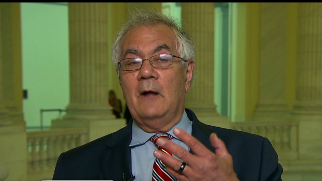 Rep. Barney Frank talks weddings, rings