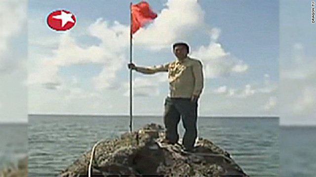 China, Philippines feud over island