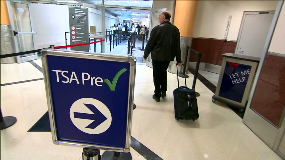 Report: TSA lets felon through pre-check