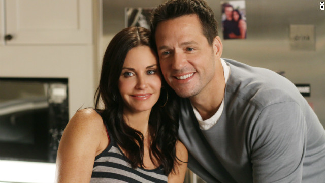 "Fans may get to see a lot more of Courtney Cox next season on ""Cougar Town."""