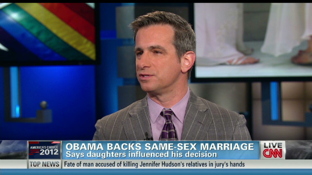Gay community reacts to Obama's stance