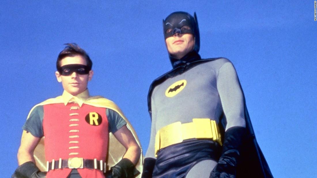 Happy Batman Day! The Dark Knight through the years