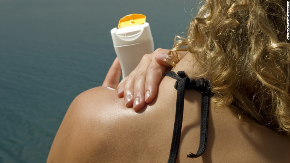 Sunscreen 101: Don't forget your nose