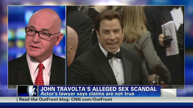 The allegations against Travolta