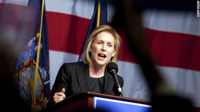 Sen. Kirsten Gillibrand is a potential Democratic candidate for the White House in 2016, says Joanne Bamberger.
