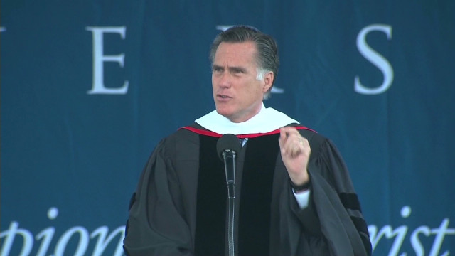 Romney's view of marriage