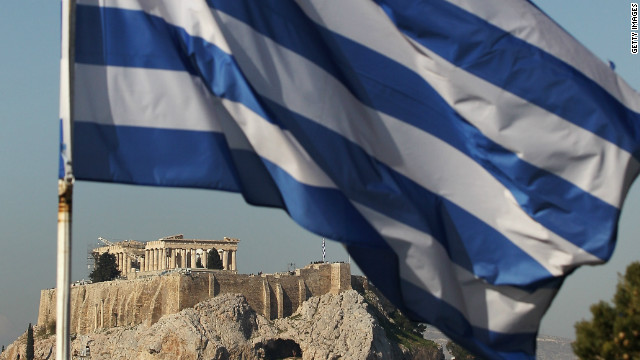 Can Greece legally leave the eurozone?