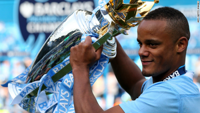 After overseeing the most successful period in their history Vincent Kompany has signed a new contract with Manchester City