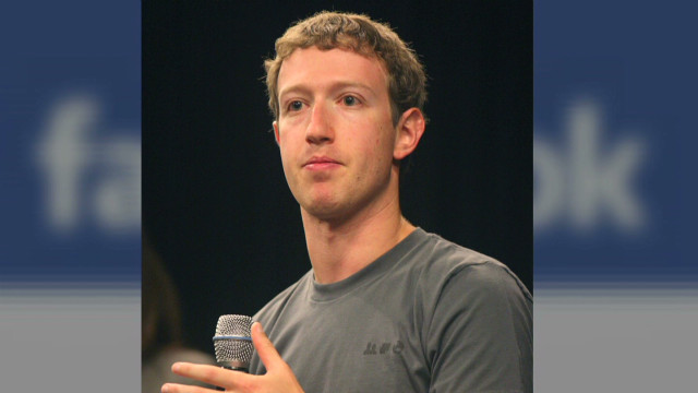 Zuckerberg: Step forward for humanity