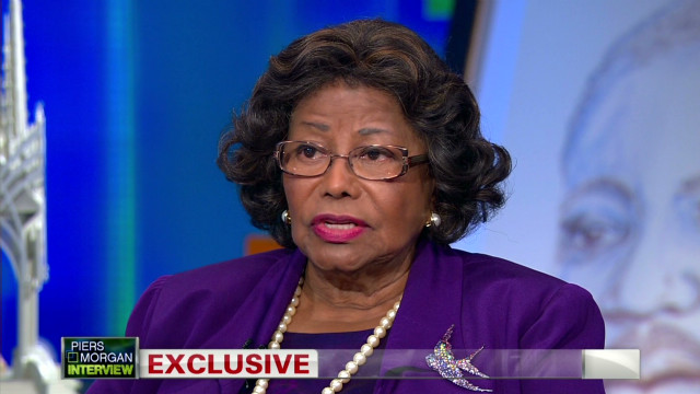 Katherine Jackson on Conrad Murray