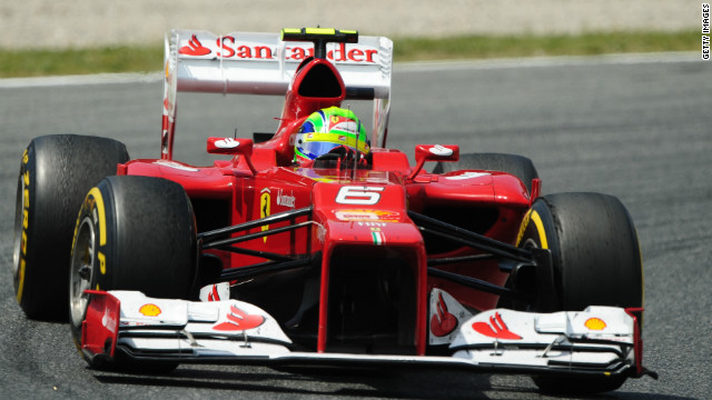 Brazilian driver Felipe Massa has won 11 grands prix since making his Formula One debut in 2002.