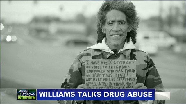 piers morgan ted williams drugs_00010906