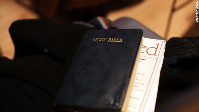 Cops: Story of Bible halting bullet a lie