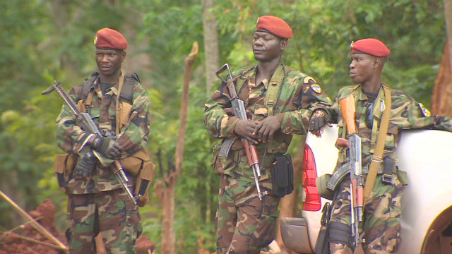 The hunt for Joseph Kony