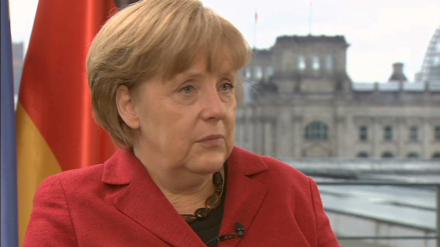 Merkel's take on the euro's future