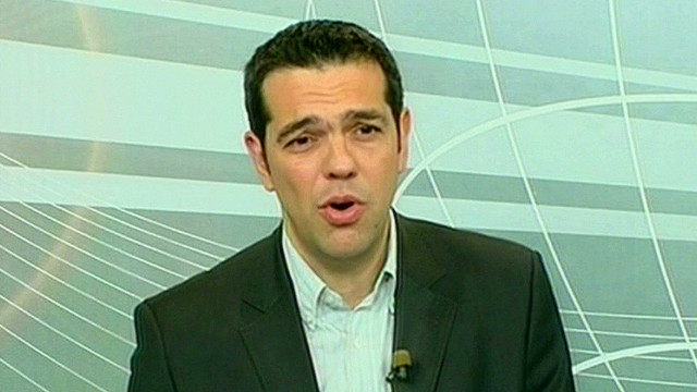 Tsipras: Austerity will send us to hell